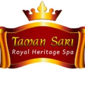 Lowongan Kerja Spa Therapist Taman Sari Royal Herirage