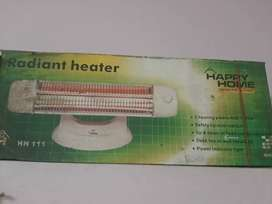 Room Radient Heater 1yr old only