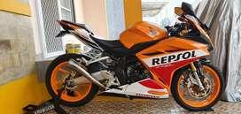 Honda CBR 250 RR repsol edition
