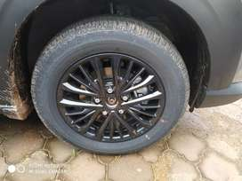 Maaruthi Suzuki original showroom alloy wheels out from showroom