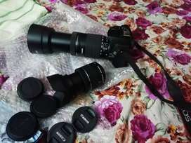 Canon 200D mark ii urgent sale