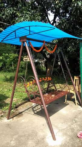 Iron Swings/Jhoola for Garden