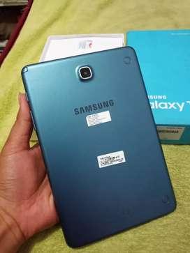 Samsung tab A 2018 4G ram 2/16gb mulus fulset bukan samsung tab s2