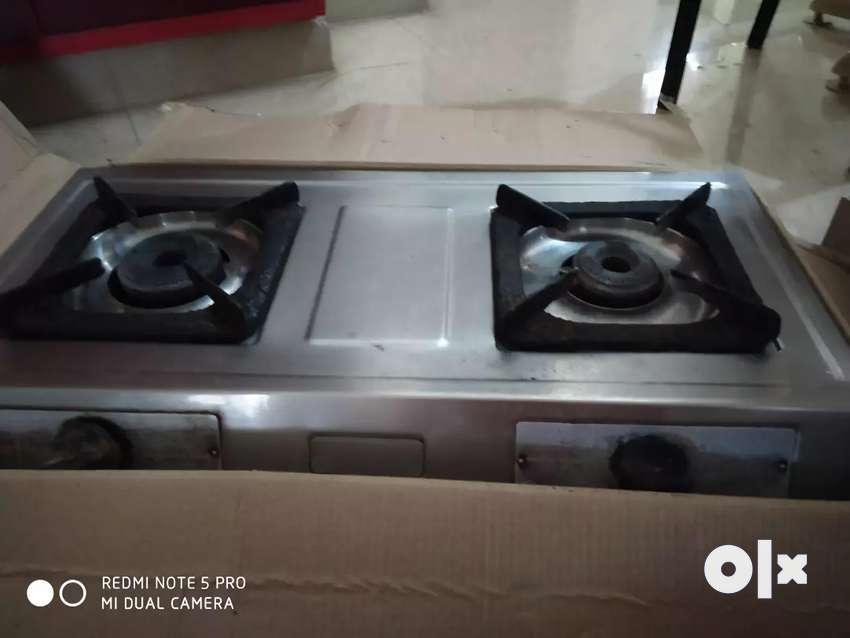 Seetha 2 burner s. Steel gd condition 0