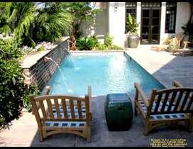 1130 Sqft 2bhk Simplex Villa with Swimming Pool