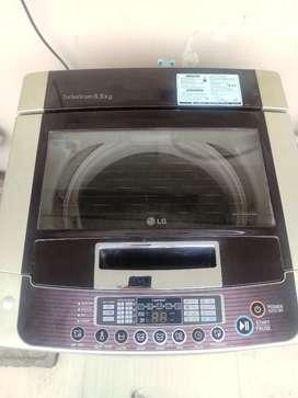 L.g fully automatic washing machine .