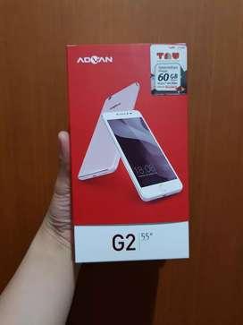 Dijual Advan G2 5.5