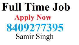 full time job apply in helper,store keeper,supervisor  (Seats are Avai