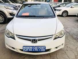 Honda Civic 1.8 V AT, 2008, Petrol
