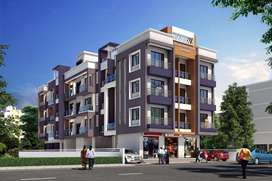 1 bhk and 1 RK Common parking , lift with CCTV Camera