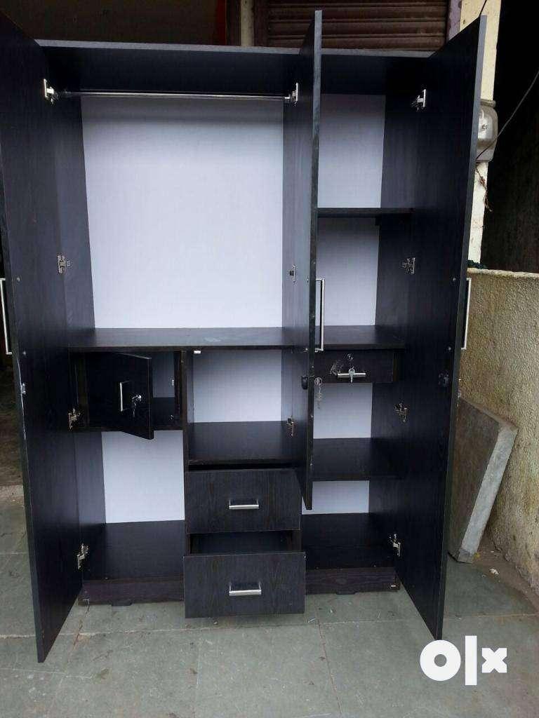 3 door wardrobe brand new Whole saler in pune 0
