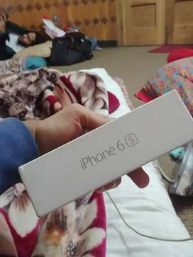 Iphone 6s 16gb with box exchange possible