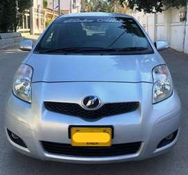 Toyota vitz 2010 model Automatic on easy installment