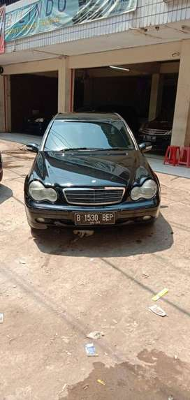 Mercedes benz C180 kompressor 2004 auto matic