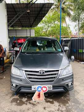 Toyota Innova 2014 Diesel Well Maintained