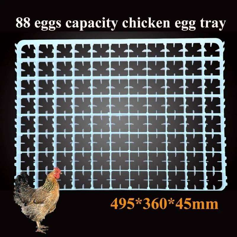 [Special Offer] 88 eggs Incubator Tray for Chicken 0