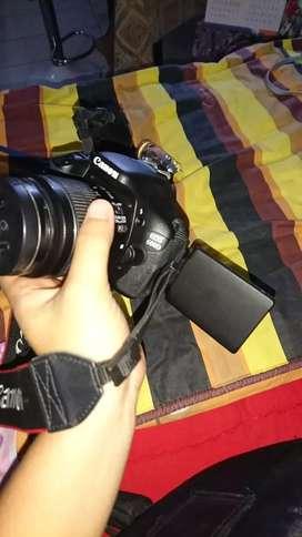 Canon EOS 600D 18-55 Kit