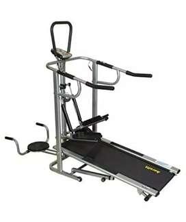 Manual treadmill 4 in 1