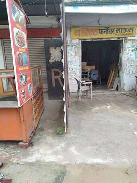 Two shops for sale