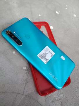 New relame  phone