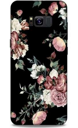 Floral Printed Phone Cover