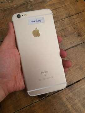 Iphone 6S Plus 64Gb Lengkap & Nomines