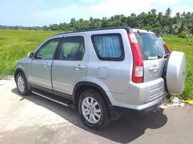 Honda CR-V 2.4 AT, 2005, Petrol