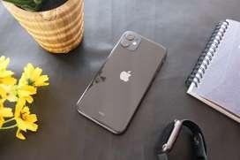 iPhone 11 64gb, Black TAM
