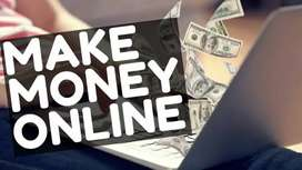 Need 8 business partners for full/partime  online work