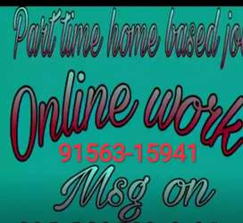 Online job here @ without experience can do this...