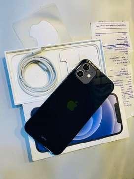 iphone 12 /64 resmi IBOX mulus BH 100 fullset original seperti baru
