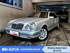 [OLX Autos] Mercedes Benz E230 1997 A/T 2.3 Bensin #Shava