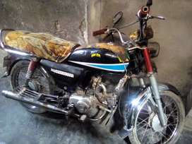 Motor Cycle Jhang Number 6346