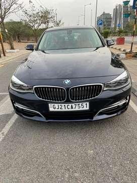 BMW 3 Series GT 320d Sport Line, 2018, Diesel
