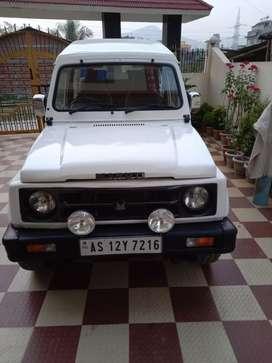 Maruti Gypsy (Modified & Doctor driven)