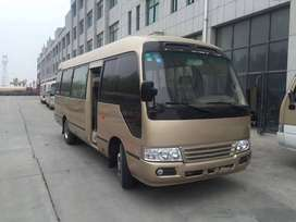 Toyota Coaster2016on Easy EMI process 20%D.P One Step Solution Pvt.Ltd