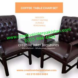 Wooden Chair Bedroom megasale coffee table Office Dining Sofa