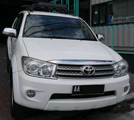 Toyota Fortuner G 2.5th 2011 A/T, bs kredit