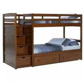 Dipan tingkat anak tempat tidur anak