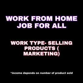 WORK FROM HOME JOB FOR ALL