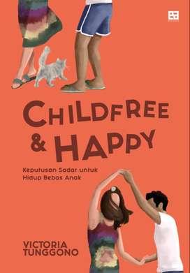 Childfree & Happy - Victoria Tunggono