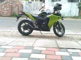 2012 dec cbr 150