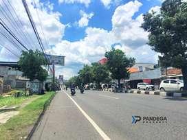 Tanah Dekat Bandara Adisucipto Cocok Apartemen di Tepi Jln Solo Km.7