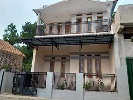 Dikontrakkan rumah di Batujajar
