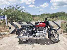 Royal Enfield Classic 350 Red color for sale