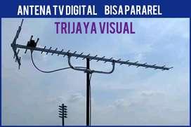 Pusat Pemasangan Antena tv hd l Instal Antena bisa pararel