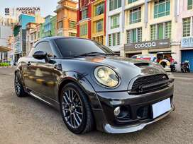 Dijual Mini Cooper S coupe / 2012 / Rare item