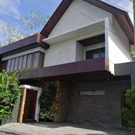 Di jual Villa mewah murah depan pantai Cemagi Bali