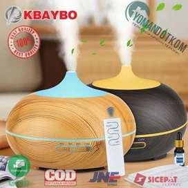K-H264 Humidifier Aromatherapy Diffuser 7 Color 300ml+Remote Control