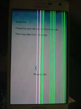 Fix price Lcd panel of note edge plz check attached snaps first